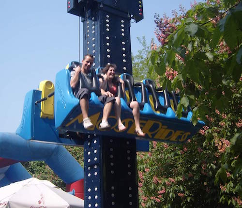 Boudewijn Seapark Drop Tower 2