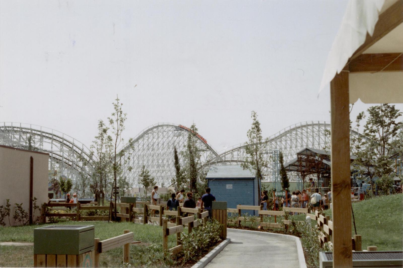 Mirabilandia 1992